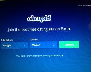 """""""OkCupid"""""""