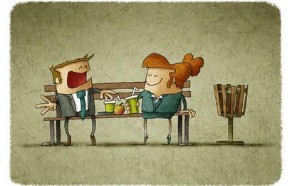 Bester Freund/ Beste Freundin, Kollege / Kollegin: Ist er / sie verliebt, steht er / sie auf mich?